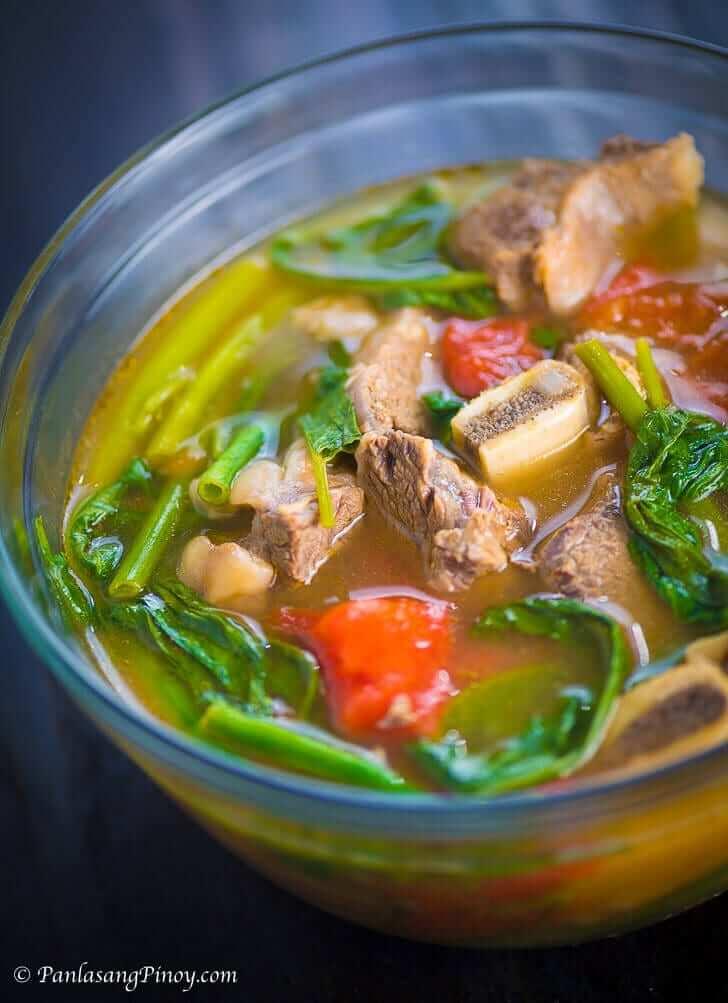 Beef Short Rib Sinigang na may Pakwan Panlasang Pinoy Recipe