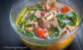Beef Short Rib Sinigang na may Pakwan Recipe