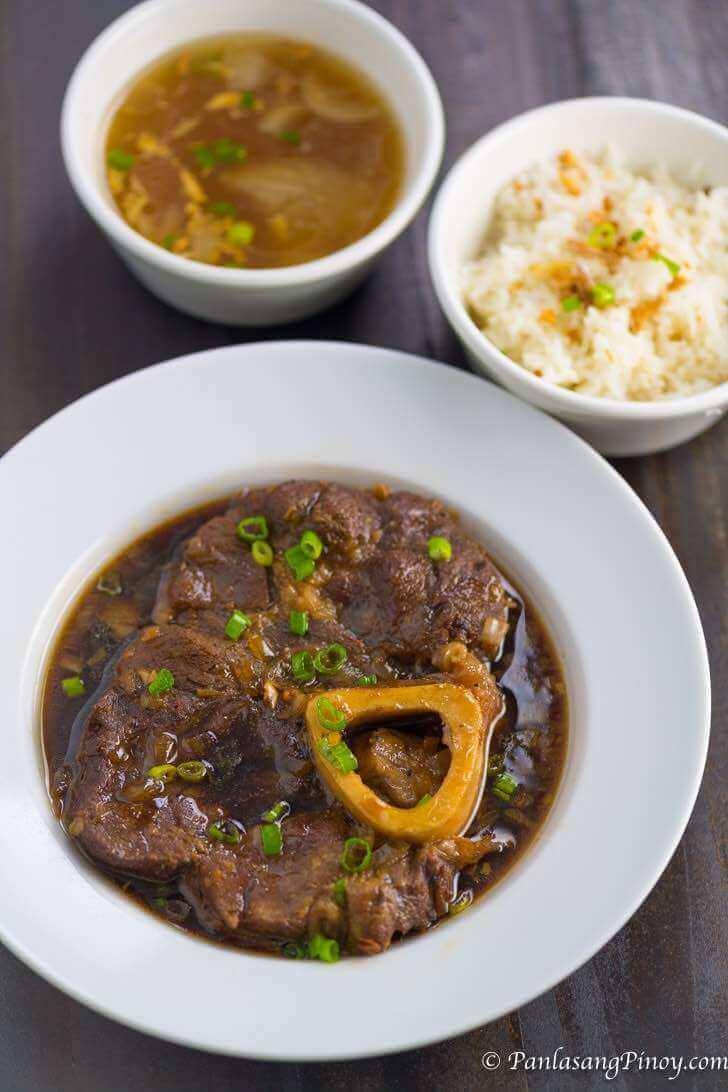 Bulalo Beef Pares Recipe Panlasang Pinoy