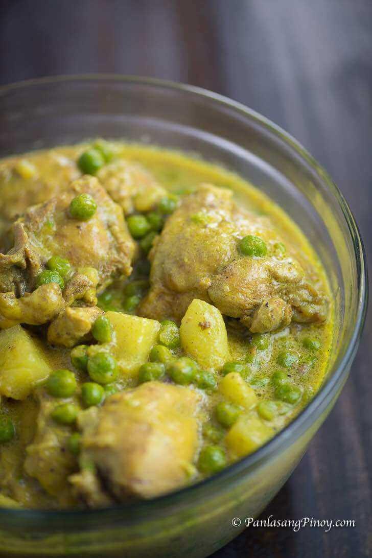 Chicken Curry Recipe Panlasang Pinoy