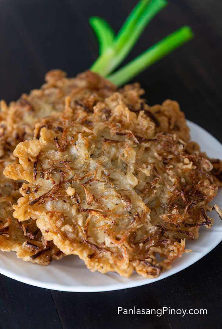 How to Make Dulong Ukoy