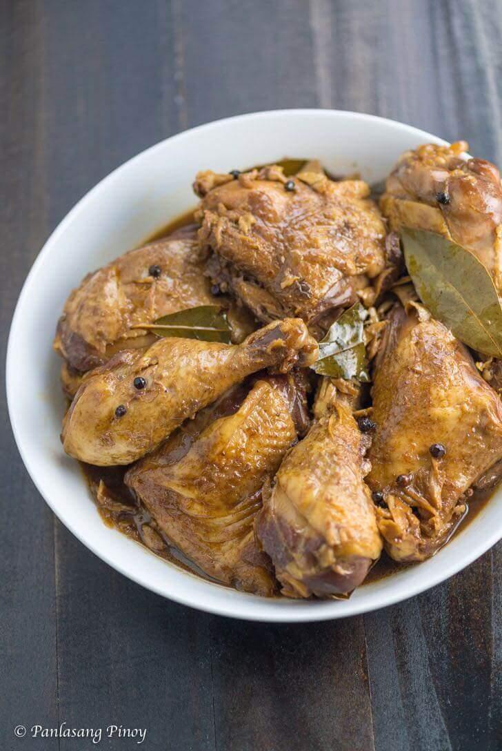 Sous Vide Chicken Adobo Recipe Panlasang Pinoy