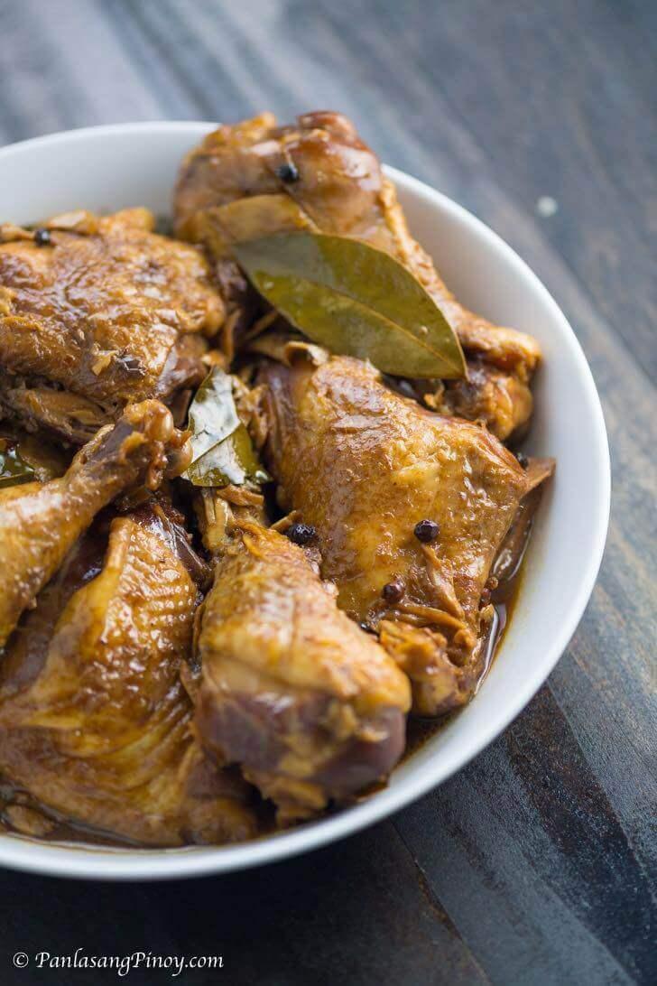 Sous Vide Chicken Adobo Recipe