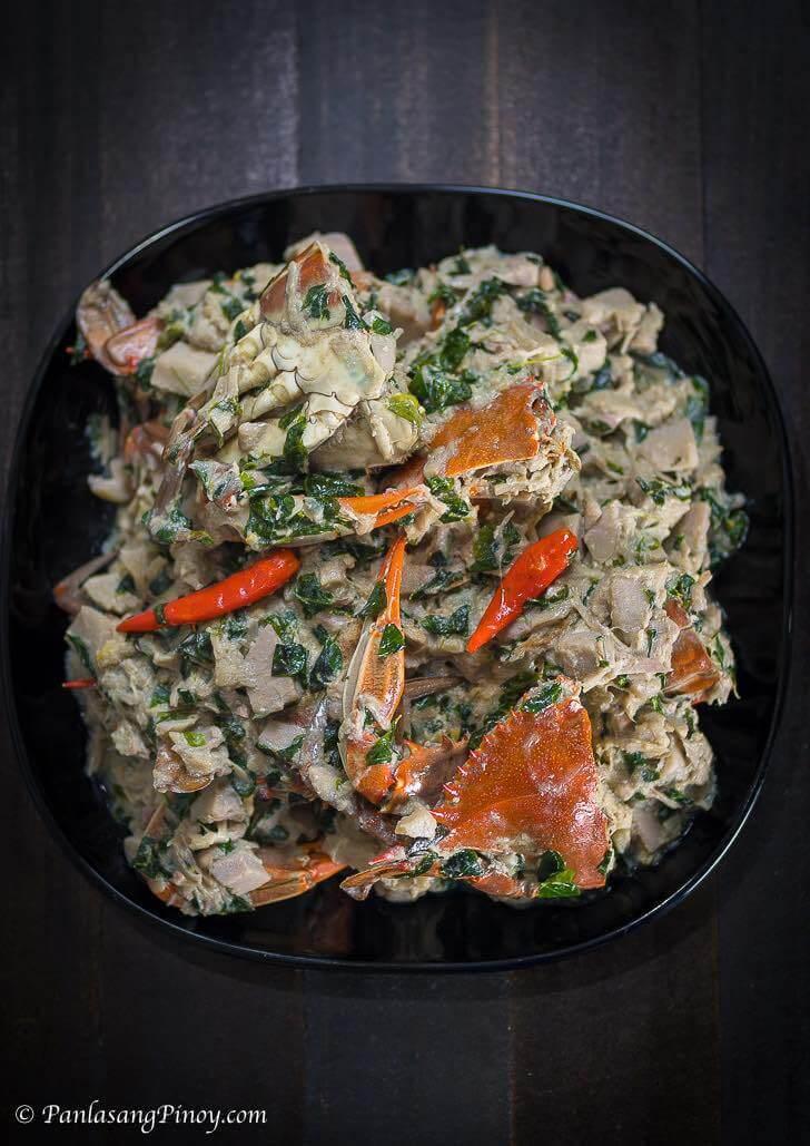 Ginataang Langka with Alimasag Recipe
