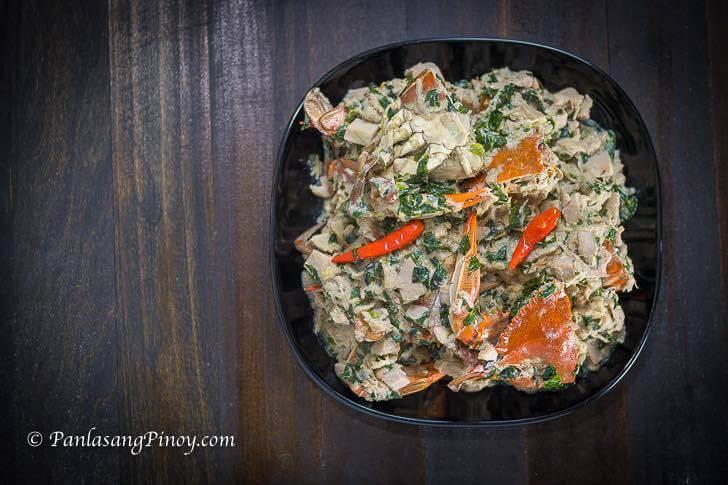 Ginataang Langka with Alimasag Recipe Panlasang Pinoy