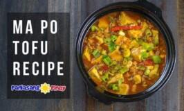 Ma Po Tofu Recipe Panlasang Pinoya