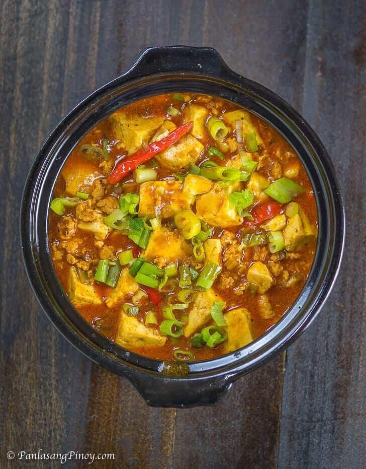 Ma Po Tofu Recipe