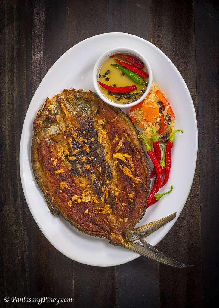 Panlasang Pinoy Spicy Daing na Bangus