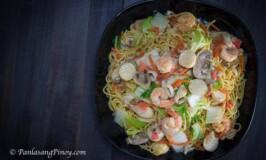 Seafood Pancit Canton Recipe