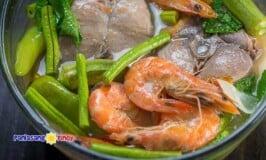 Delicious Seafood Sinigang