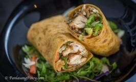 Chicken BBQ Wrap