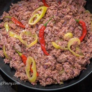 Ginataang Santol - Sinantolan Recipe Panlasang Pinoy