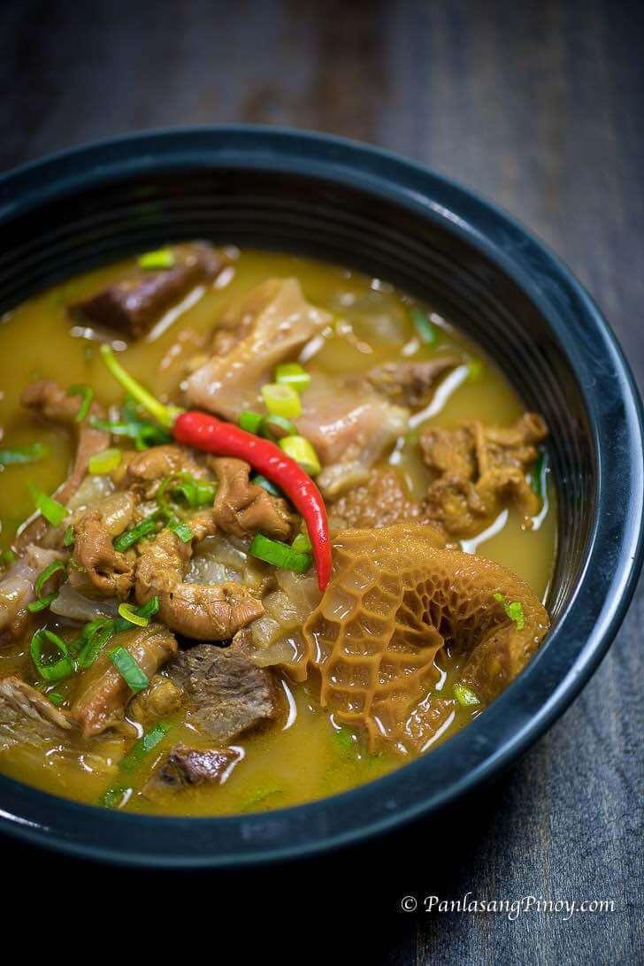 Gotong Batangas Recipe Panlasang Pinoy