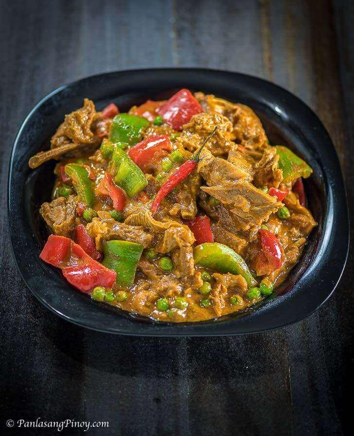 how to cook pork caldereta panlasang pinoy