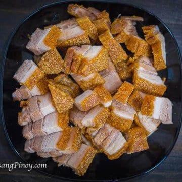 Super Crispy Lechon Kawali Recipe