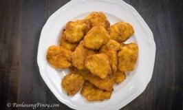 Super Tender Juicy Chicken Nuggets