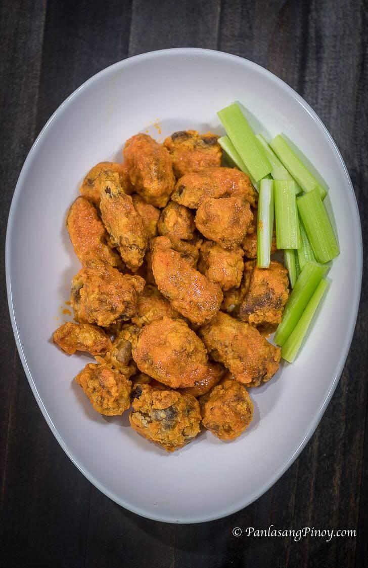 Buffalo Pork Ribs Recipe