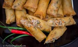 Fish Lumpia Recipe Panlasang Pinoy
