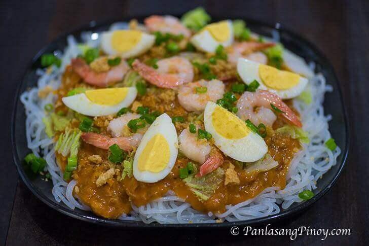 Pancit Palabok Recipe