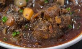 Amazing Oxtail Stew