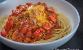 Pinoy Spaghetti
