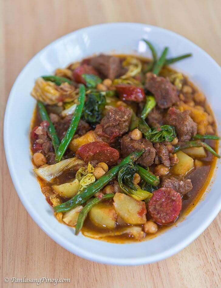Pocherong Baka Recipe
