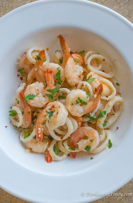 Butter Garlic Shrimp Recipe Panlasang Pinoy