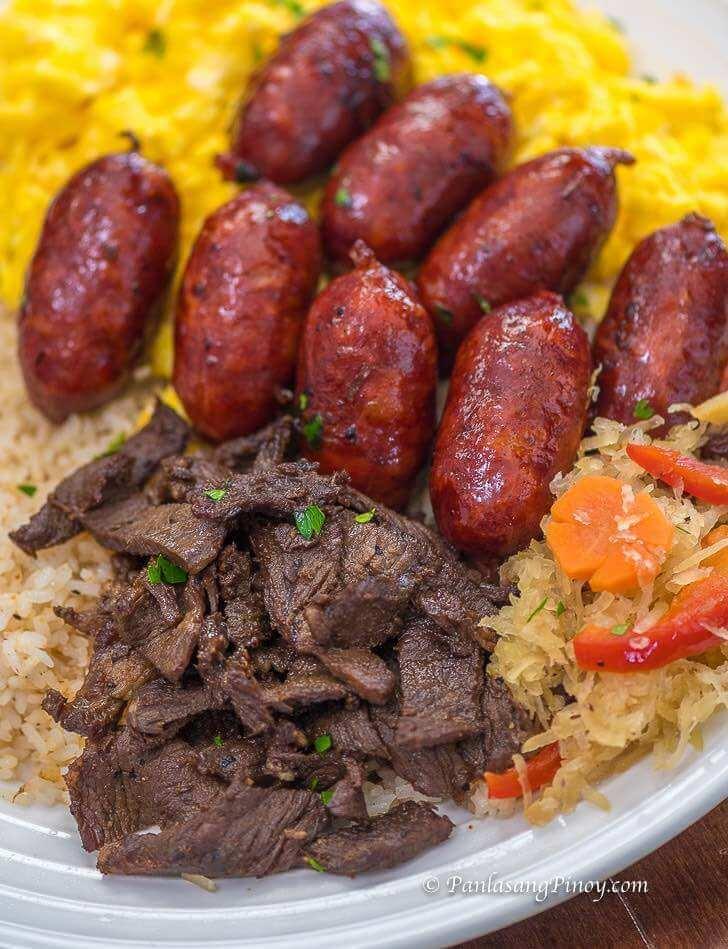 Perfect Filipino Breakfast