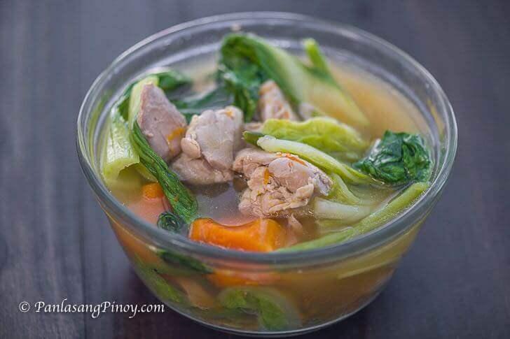 how to cook pumpkin soup panlasang pinoy