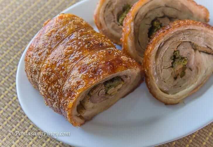 Crispy Lechon Belly Recipe