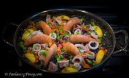 Paella Negra (Arroz Negre) Recipe