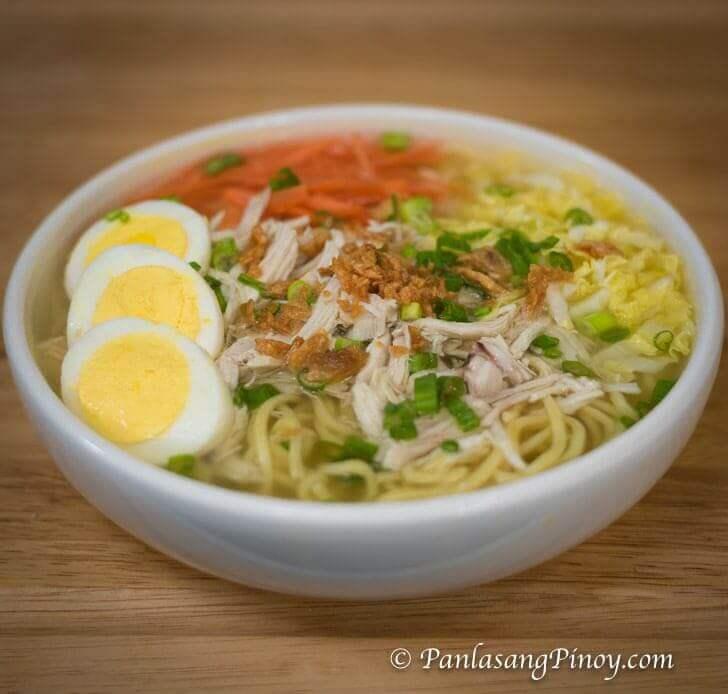 Chicken Mami Recipe