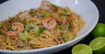 Pancit Canton at Bihon Recipe