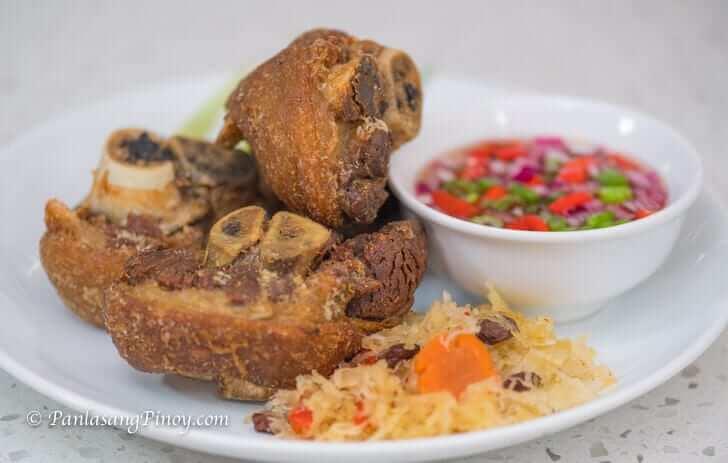 Putok Batok Crispy Slices Pata