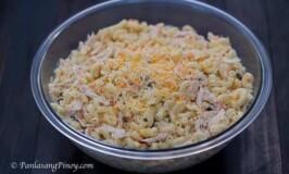 Pinoy Style Chicken Macaroni Salad Recipe