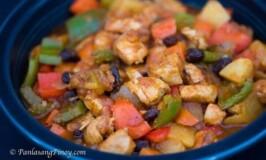 healthy chicken menudo