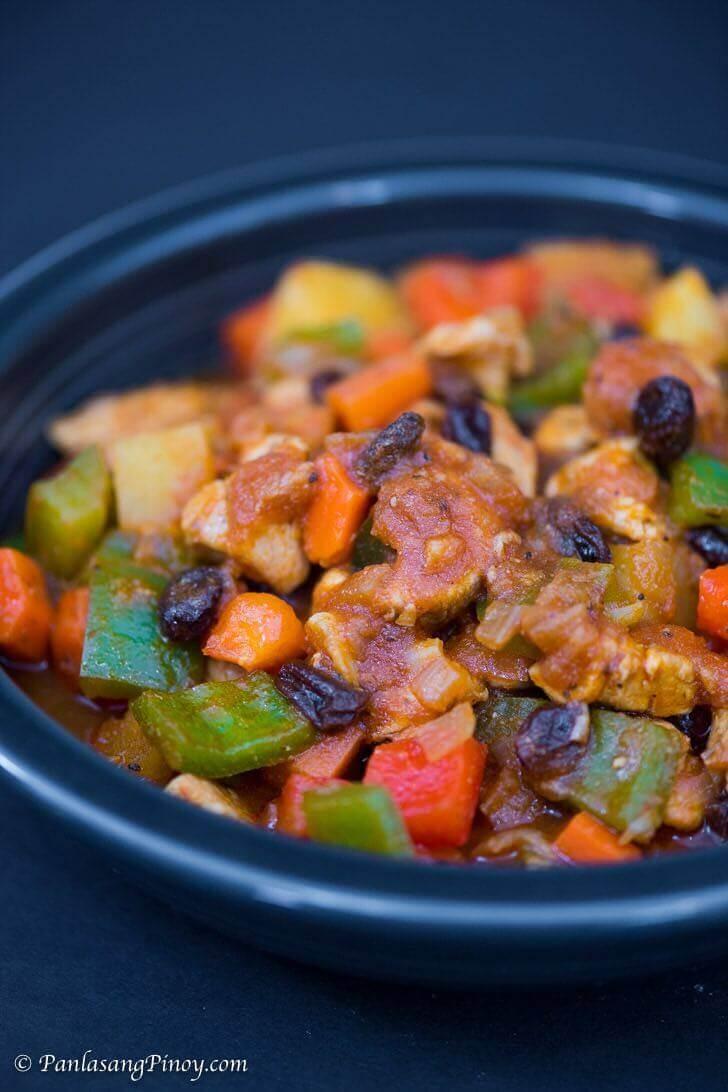 healthy chicken menudo recipe