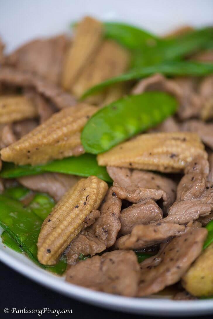 15 Minute Pork Stir Fry Panlasang Pinoy
