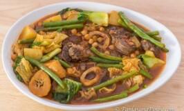 Puchero Bulalo Recipe (Beef Shank Pochero)