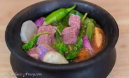 corned beef sinigang recipe