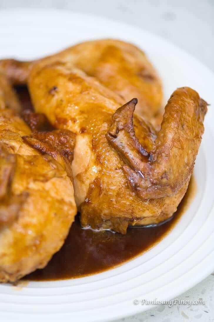 7up chicken asado recipe