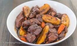 Estofadong Baboy Recipe