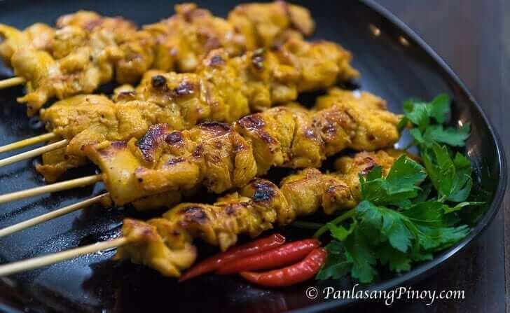 chicken inasal bbq recipe