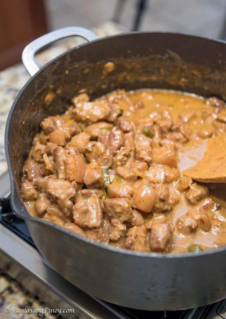 filipino bicol express recipe