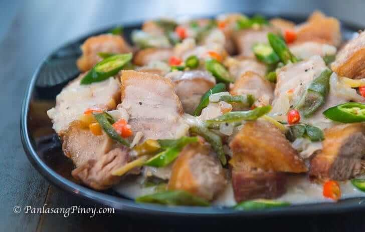 crispy bicol express recipe panlasang pinoy