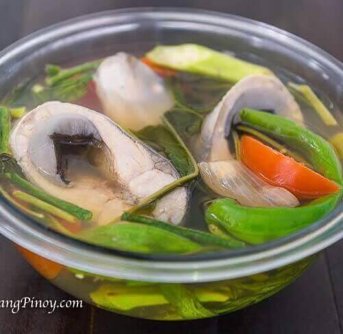 Sinigang Na Bangus Recipe Panlasang Pinoy