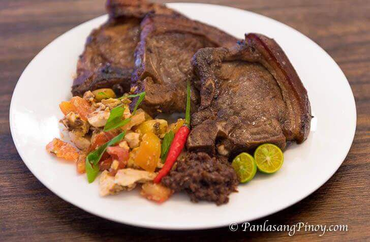 Filipino Fried Pork Chop Recipe