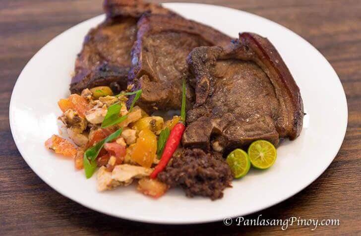 Filipino Fried Pork Chop Recipe