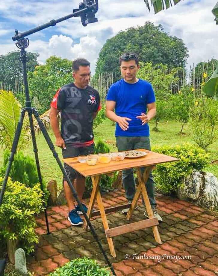 Panlasang Pinoy Bisita Kusina Episode 2 with Ricky Halasan and Vanjo Merano - San Rafael Bulacan Philippines