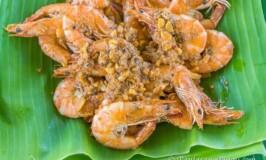 Shrimp with Butter and Taba ng Talangka Recipe - Bisita Kusina Episode 2